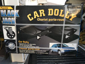 Vehicle Wheel Dollies (NEW)