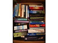Mixed selection of books (1000+books)