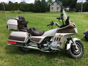 Honda Goldwing for sale in mint condition