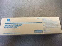 Konica Minolta IU610Y Imaging Unit Yellow for Bizhub C451; C550; C650