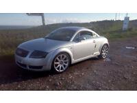 Audi tt 1.8 turbo quattro