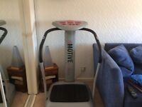 Vibration Plate - Oscillating Energy Plate OP1/10