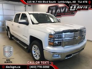 Used 2014 Chevrolet Silverado 1500 LTZ-Heated Seats, Remote Star