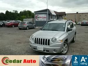 2010 Jeep Compass North Edition - Back to School Special