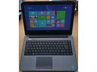 Dell Laptop, i3 Fourth Gen, 500GB HDD, 4GB Ram