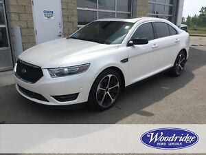 2015 Ford Taurus SHO 3.5L V6 ECO, LEATHER, AWD