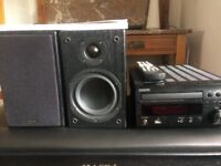 Demon RCD-M37 CD Receiver home mini system