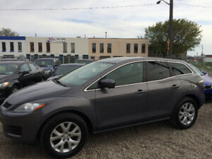 2008 MAZDA CX-7, AWD,SUNROOF, EXCELLENT SHAPE, ONE YEAR WARRANTY