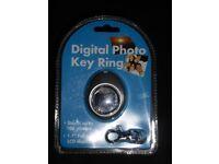 Digital Photo Key Ring - BNIB