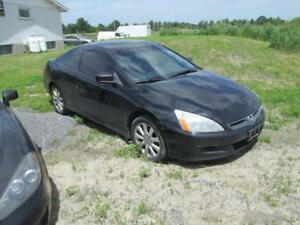 2007 Honda Accord Cpe EXL