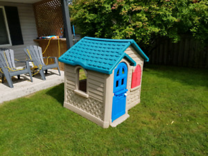 Maisonette pour enfants fisher price