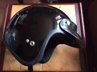 Spada half-face motorcycle helmet