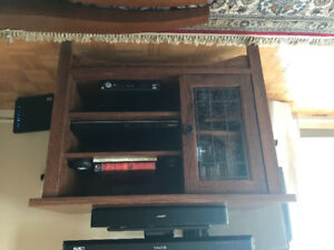 TV Stand with room for some storage