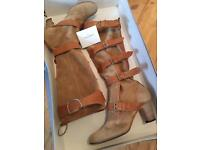 Vivienne Westwood Pirate Boots size 41