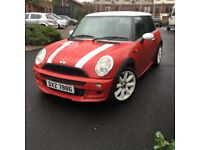 Mini One 1,6 petrol 2005