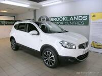 Nissan Qashqai 1.6 DCI N-TEC+ 4WD S/S [3X SERVICES, SAT NAV, PANORAMIC ROOF, 7 S