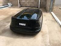 Thule tour roof box