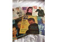 Record mirror retro magazines