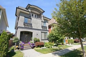 Rarely Available 4 Level Clayton Coach House!