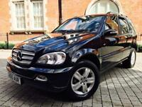 2005 Mercedes-Benz M Class 2.7 ML270 CDI Special Edition ***1 OWNER FROM NEW*** PX WELCOME