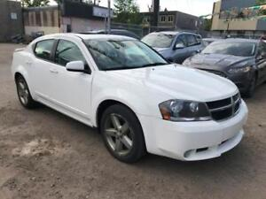 2008 Dodge Avenger R/T AWD, Auto, CLEAN, Car Starter, Leather