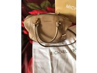 Genuine Micheal kors Riley satchel