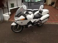 BMW R1200RT FSH NEW MODEL 28k mls
