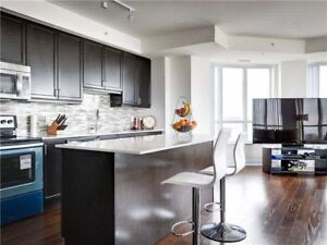 Gorgeous & spacious 2 br + den condo in high end Oakville condo