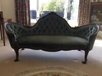 Beautiful Victorian Settee