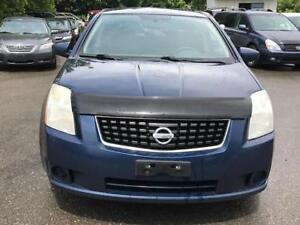 2009 Nissan Sentra 2.0,PL,PW,AC,RADIO,CD,ALLOYS,CERTIFIED