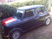 rover austin mini equinox project spares or repair