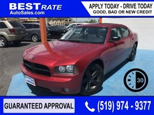 CHARGER SXT - APPROVED IN 30 MINUTES! - ANY CREDIT LOANS