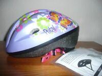 Girls' first size bike helmet in excellent condition! Size 48-52cm