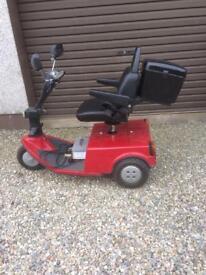 Batricar Poweride Road Scooter