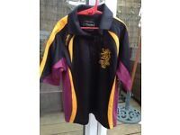 Ampthill (Age 7-8) Rugby Shirt - never worn