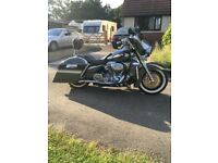 Harley ultra classic screaming eagle : will come with 1 year MOT