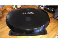 Large Family Size George Forman Grill - Full Working Order