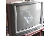 large . television