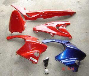 2000 Triumph Sprint Body Panels for sale