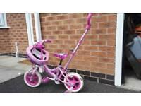 Trek Pink unicorn bike