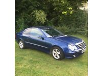 54 Mercedes Clk270 Cdi *DIESEL*Service History*Stunning Car* BARGAIN £1750!!!!!