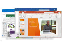 -MICROSOFT OFFICE 2016 PRO PC--