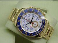 Rolex Yacht-Master II Yellow Gold SW7750