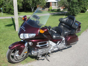 2007 Gold Wing
