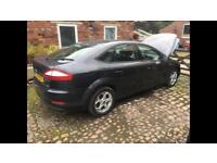 Ford Mondeo Zetec 1.8 TDCI spares and repairs non runner 88,000 miles 10 months MOT