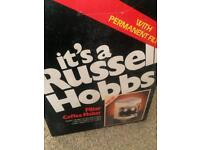 BRAND NEW! Russell Hobbs Filter Coffee Maker