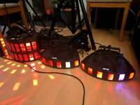 Chauvet & ProSound Dj Lights + stand