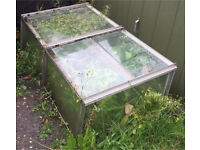 Cold frame for garden or allotment!