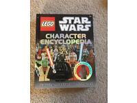 Lego Star Wars character encyclopaedia