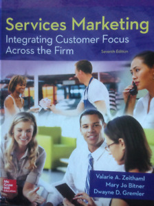 Service marketing integrating 7th edition 2017